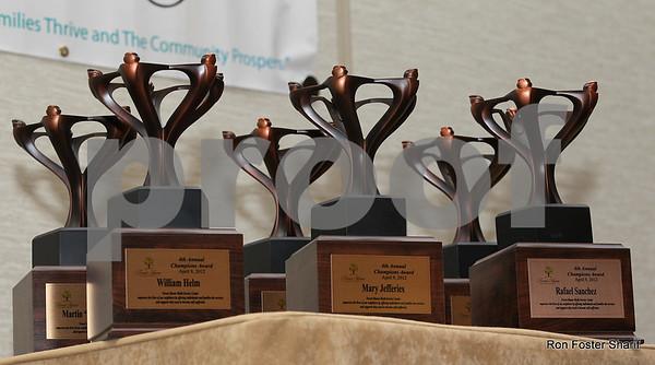 4th Annual Champions Award Lunceon w/ Soledad O'Brien