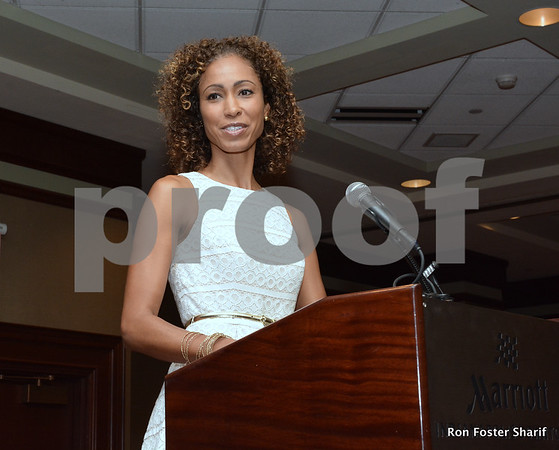 FMMSC 6th Annual Champions Awards Luncheon ft. Sage Steele (ESPN)